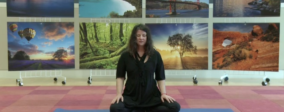 sitting gap meditation